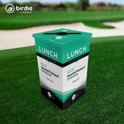 Golf Event Bins