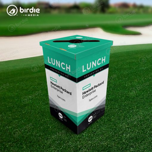 Golf Event Bins