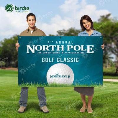 Vinyl Golf Banner (3x5)