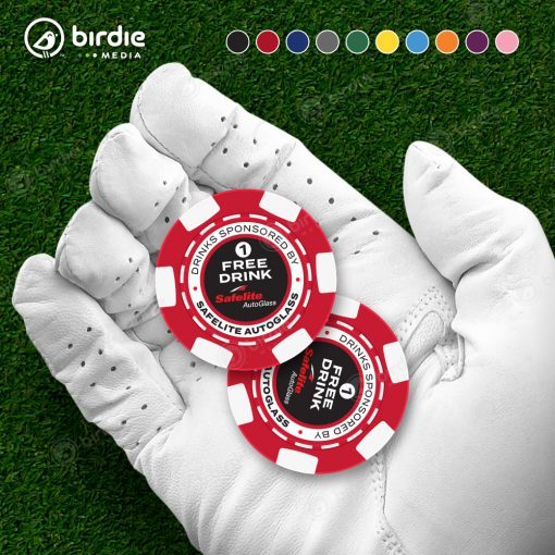 6-Stripe Poker Chip Marker