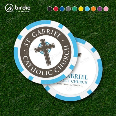 8-Stripe Poker Chip Marker