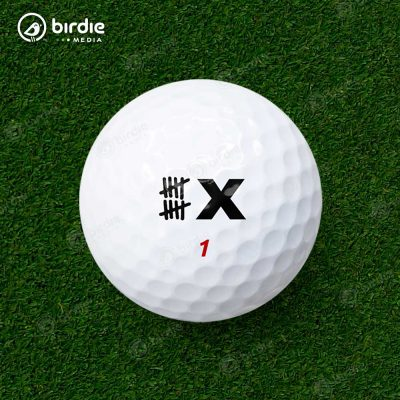 10X Ace Golf Ball