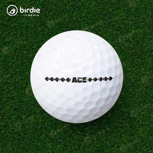 10X Ace Golf Ball