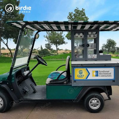 "Jumbo Beverage Cart Decals (11""x34"")"
