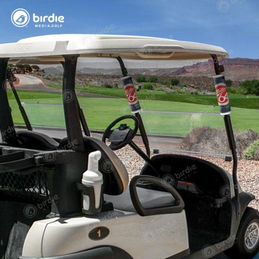 Birdie Cart Cuffs