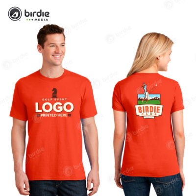 Port & Company Golf Event T-shirts