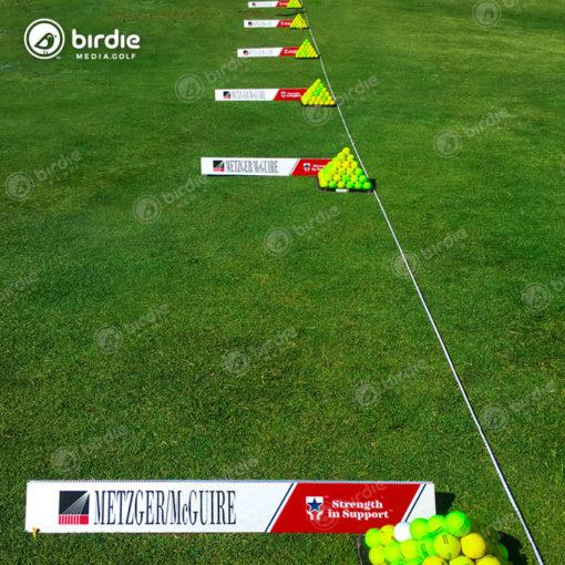 Golf Driving Range Dividers