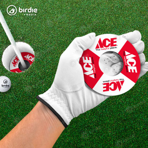 Birdie Sinkers (Golf Cup Signage)