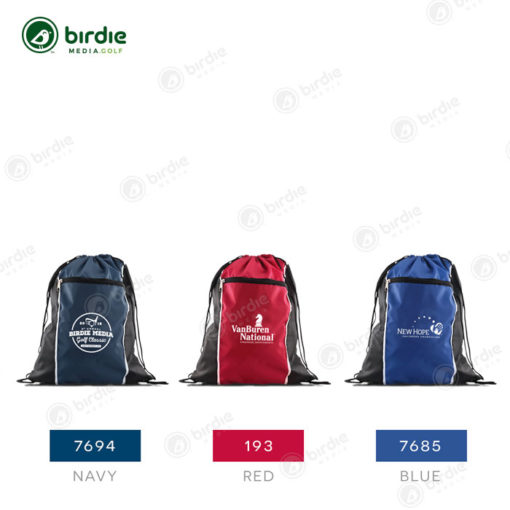 Drawstring Golf Backpack