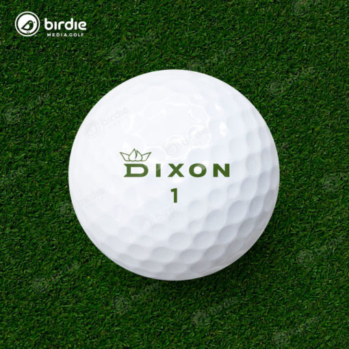 Dixon Wind Logo Golf Balls