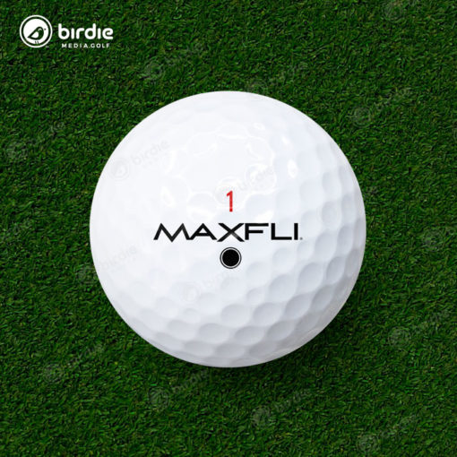 Maxfli Revolution Logo Golf Balls