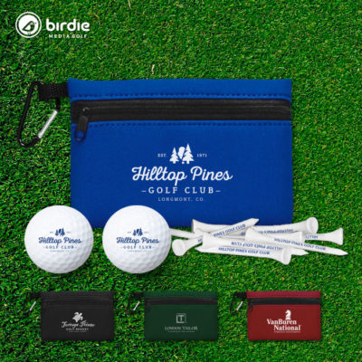 Birdie Ditty Bag Golf Kit