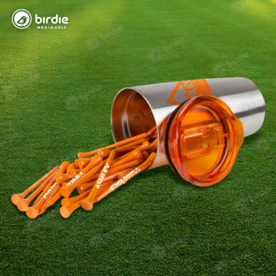 Birdie Tumbler and Tees Kit
