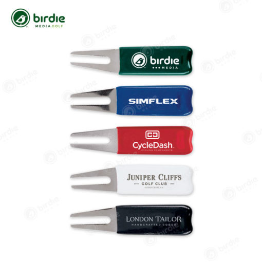 Rubber Coated Divot Tool