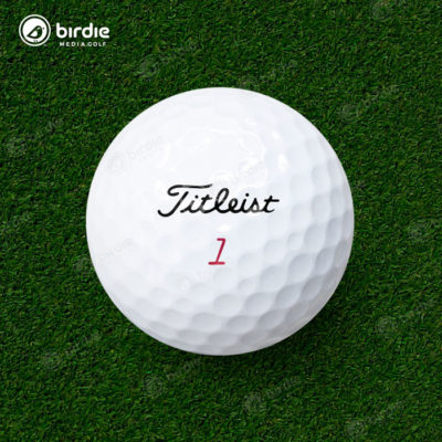 Titleist TruSoft Logo Golf Balls