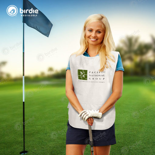 Golf Sponsor Caddie Bibs