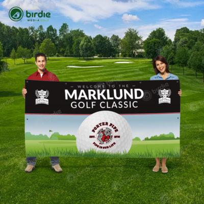 Vinyl Golf Banner (4x8)