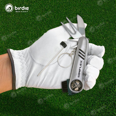 Multi-Purpose Golf Tool