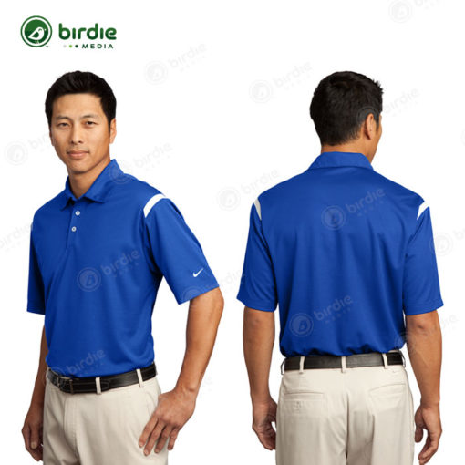 Nike® Dri-FIT Stripe Polo