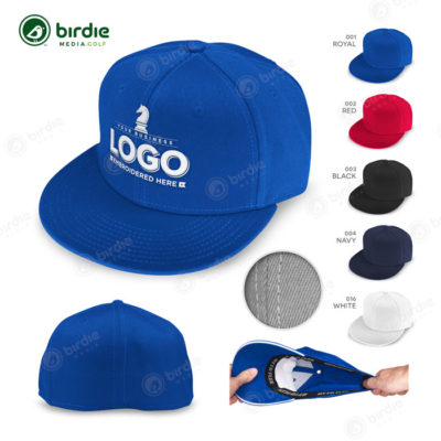 Flexible Fit Flat Visor Cap