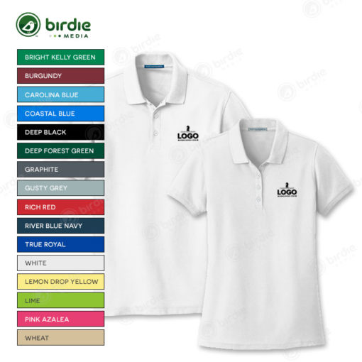 Core Classic Pique Golf Polo