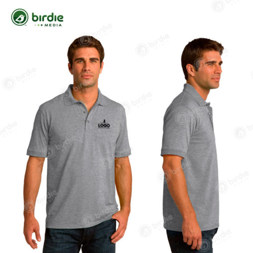 Core Blend Jersey Knit Golf Polo