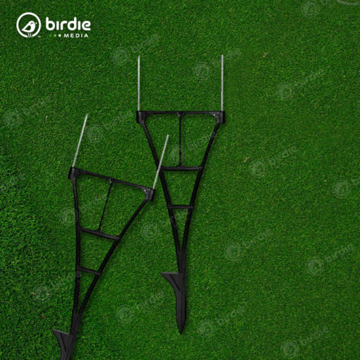 PVC Spider Step Stakes