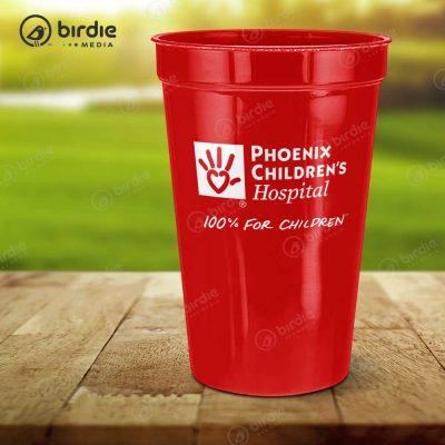 16oz Plastic Cup