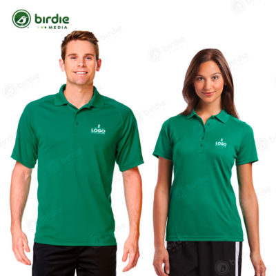 Dry Zone Raglan Golf Polo